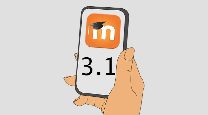 moodle mobile 3.1
