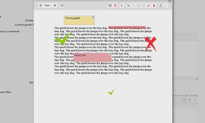 Video: PDF Annotation of Assignments in Moodle | LMSPulse