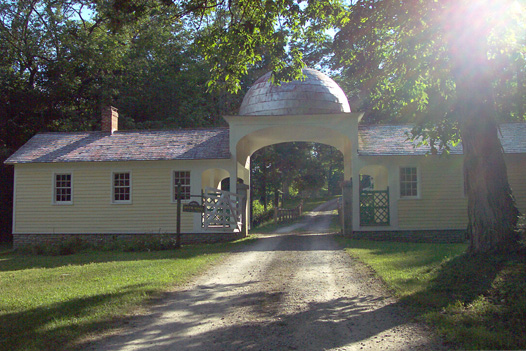 Hyde Hall at LM Townsend Catering in Cooperstown NY