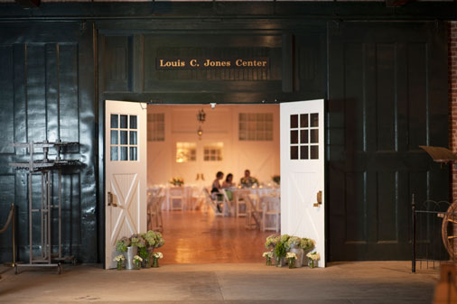 The Farmers Museum at LM Townsend Catering in Cooperstown NY