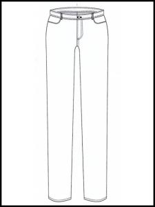 Pantalon Forêt