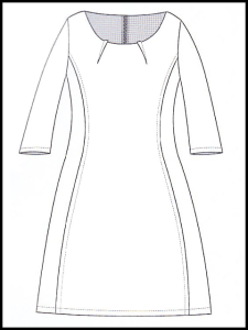 Robe Black-Velvet