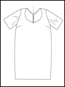 Robe Rosa