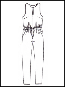 Combi-Pantalon Josie