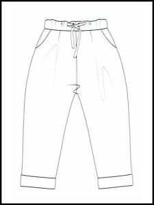 Pantalon Lulu