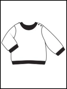 Sweat-Shirt Ernest