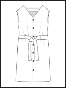 Robe Dubaï