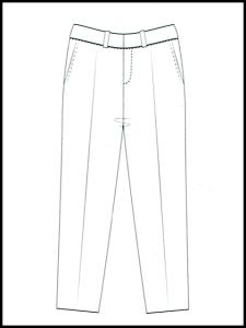 Pantalon James
