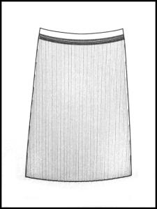 Jupe Allegra (femme)