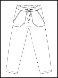 pantalon maurice