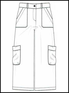 Pantalon Zali