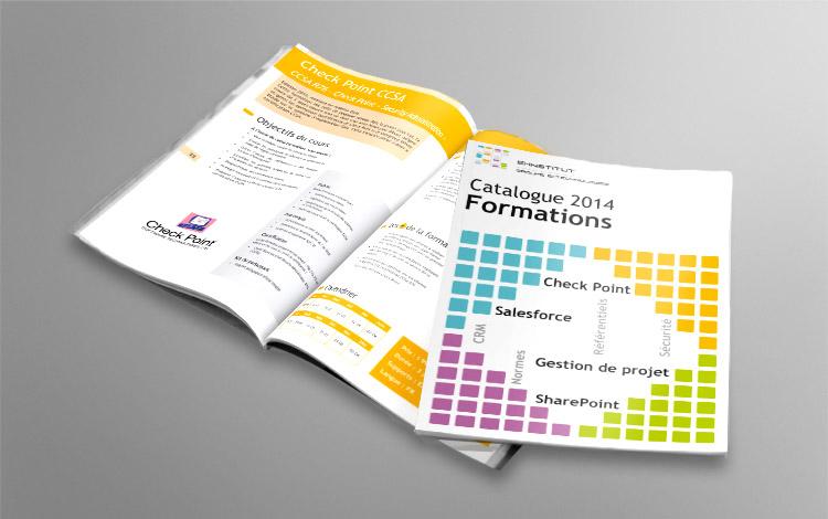 Création catalogue Formation 2014 - EIT