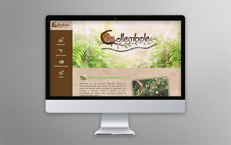 Création site internet WordPress en Seine-et-Marne - Ateliers éducation à la nature
