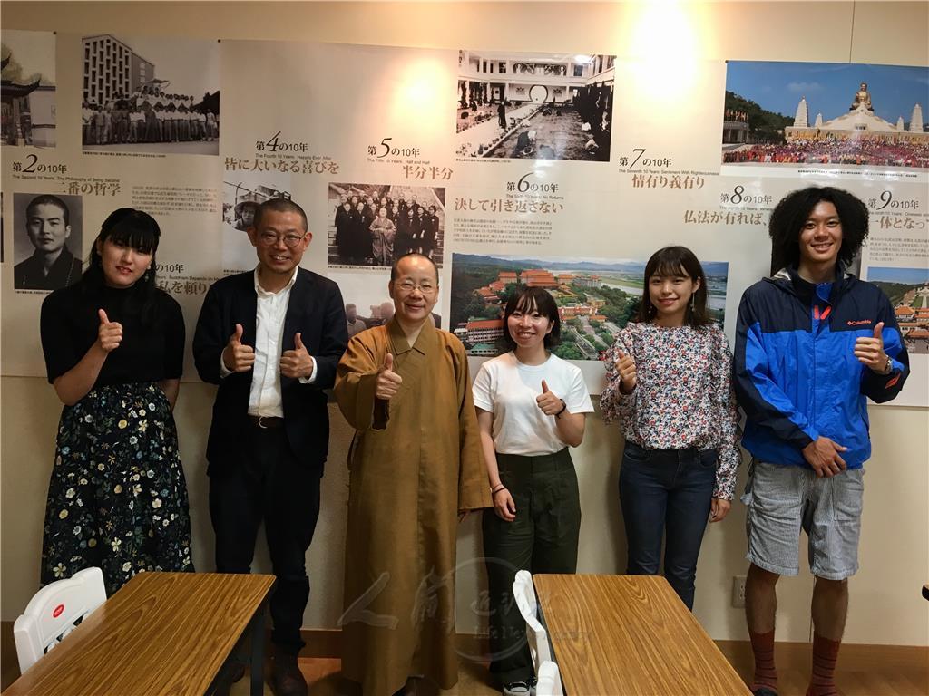 青山學院大學參訪學習 一期一會不虛此行-人間通訊社