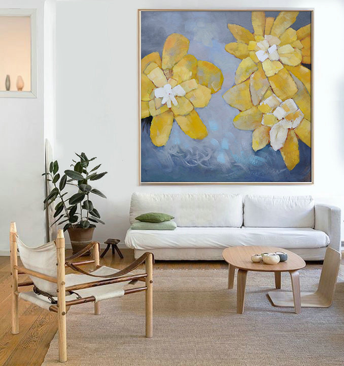 paintings for living room oil hand made abstract art acrylic painting large canvas wall