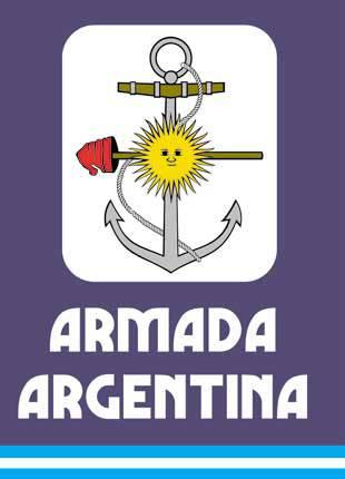 Logo de la Armada Argentina - Enlace