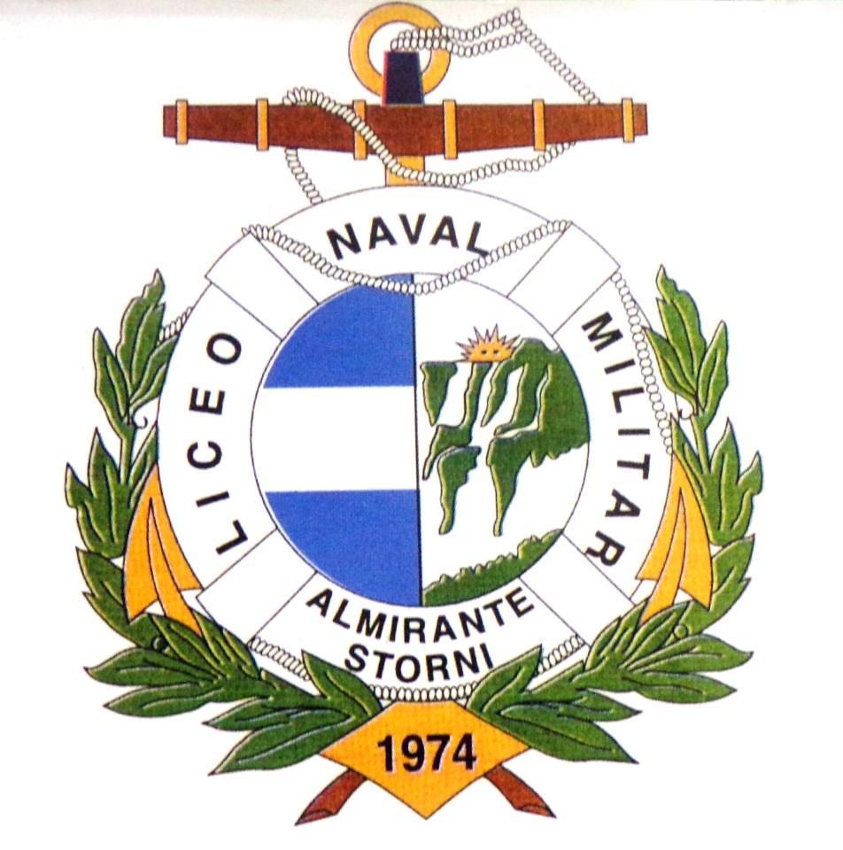 Logo Escudo del Liceo Naval Militar Almirante Storni