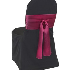 How To Tie A Slip Knot Chair Sash Therapist For Sale Bandeau Specialty Linen Rental