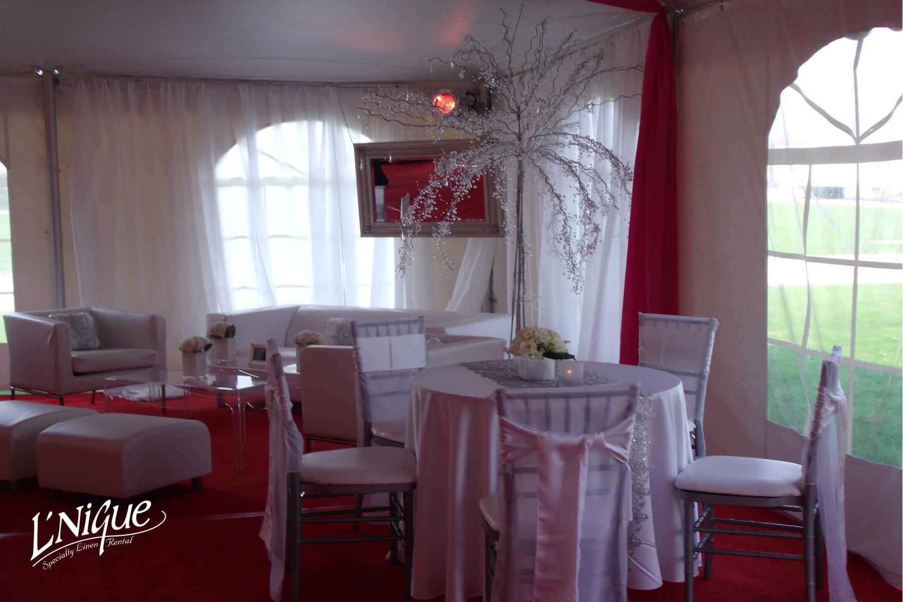 chair covers rental cleveland ohio hanging hammock satin white tablecloth specialty linen