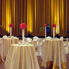 Chair Covers Rental Cleveland Ohio Movie Theaters With Lounge Chairs Satin Gold Tablecloth Specialty Linen