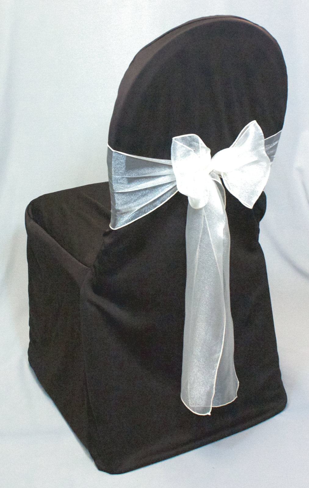 black ruched chair covers velvet armchair pink brown ballroom cover - specialty linen rental
