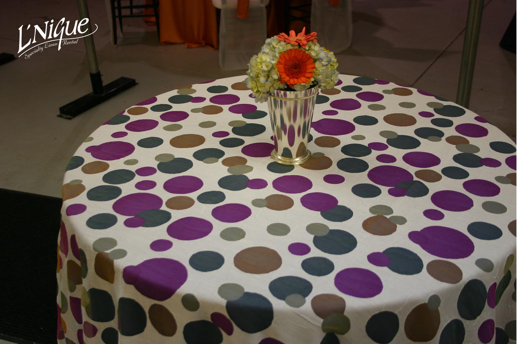 black ruched chair covers office xl kaleidoscope overlay - specialty linen rental