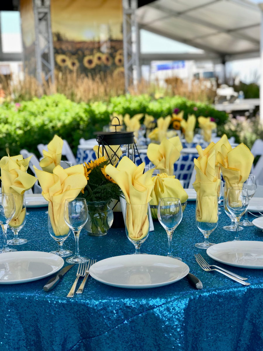 Linens And Rentals For Weddings Events Parties LNique