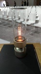רמקול עם מנורה מתוך ההכרזה על האקספריה XZ