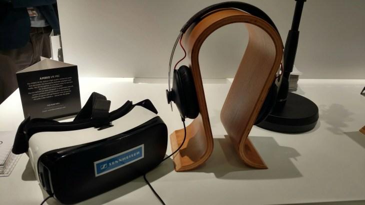 ערכת AMBEO ומציאות מדומה