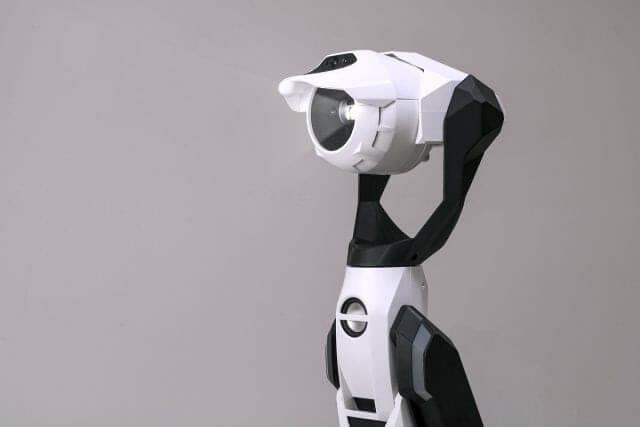 מקרן רובוטי