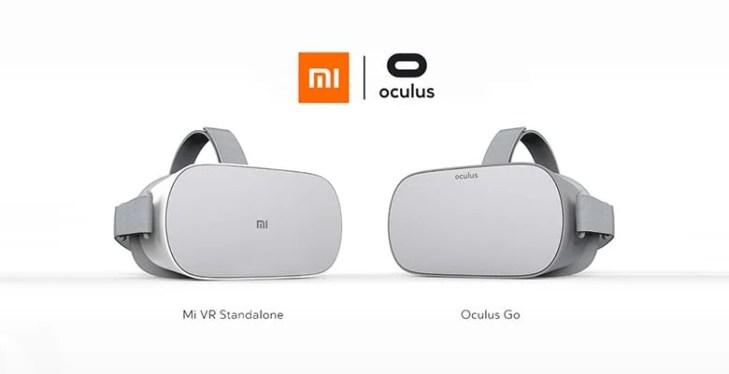 Mi VR Standalone ואוקולוס GO