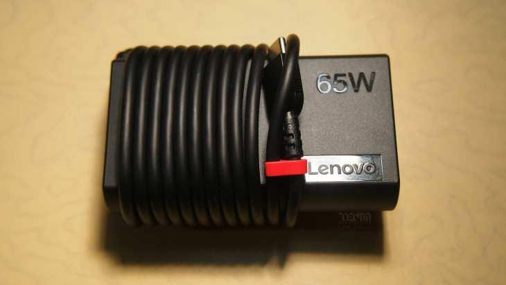 lenovo 65W fast chrager for ThinkPad X13 laptop
