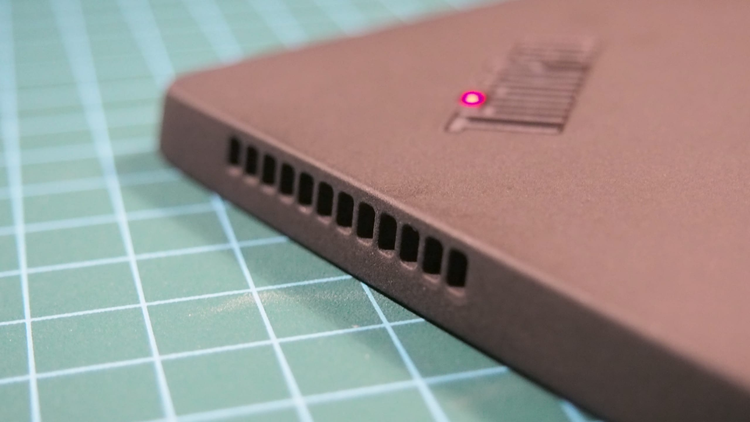 פתחי האוורור של ה-ThinkPad X12 Detachable