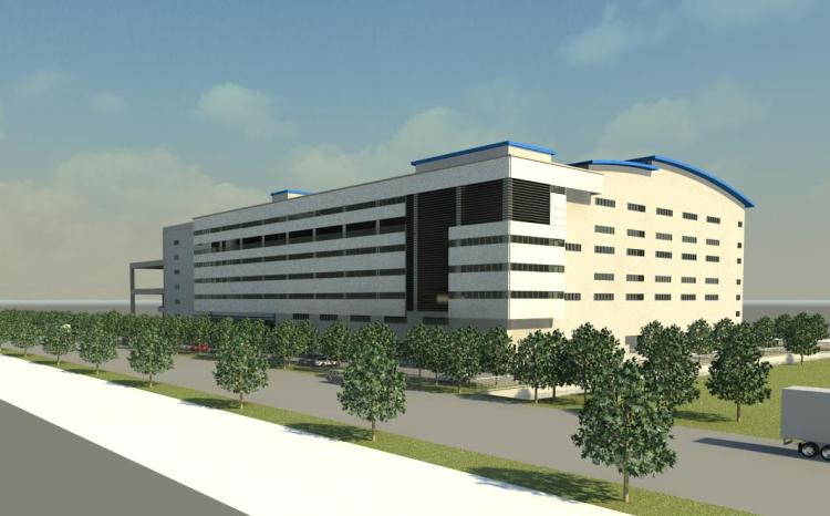 Warehouse & Office, Tampines, Singapore