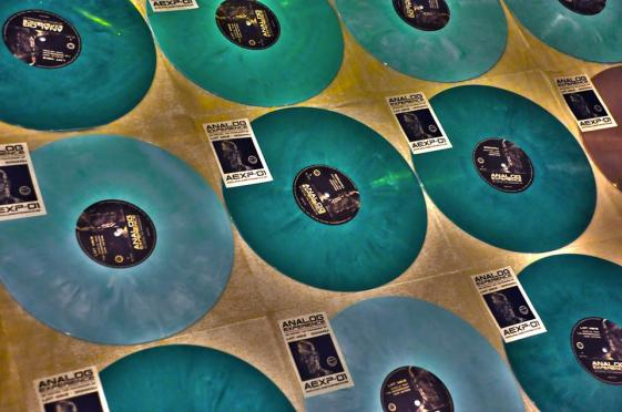 Vinyl on sale on discogs
