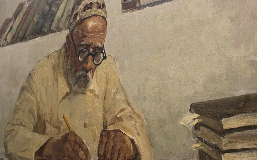Sadriddin Aini, east affairs and national consciousness