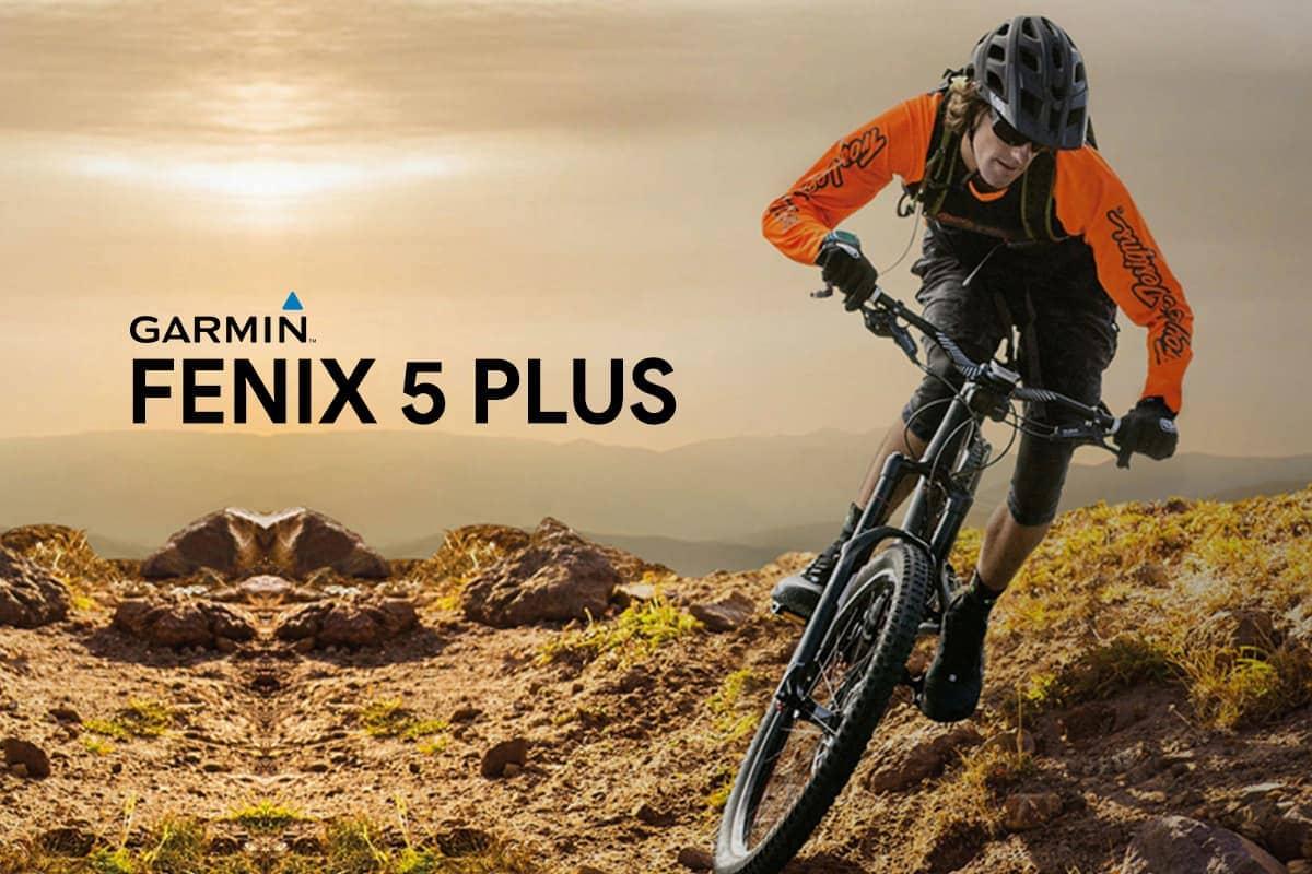 Garmin Fenix 5 Plus ราคา 30,900 บาท ประกันศูนย์