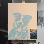 Paint-Your-Pet Classes | The Loaded Brush | Portland, OR