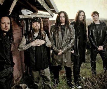 KORN's initial ideas for 'The Serenity Of Suffering' sounded like MESHUGGAH…