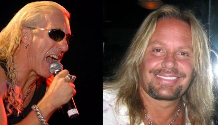 Twisted Sister singer Dee Snider calls Vince Neil a ...