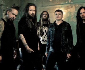 Stream Korn's new album 'The Serenity Of Suffering' in it's entirety…