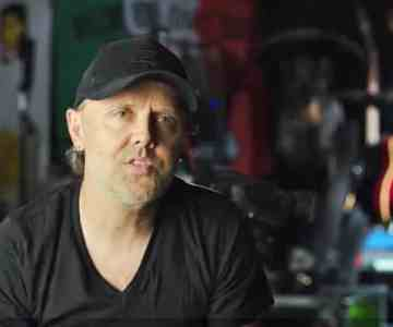 Metallica drummer Lars Ulrich would consider moving back to Denmark if Donald Trump becomes President…