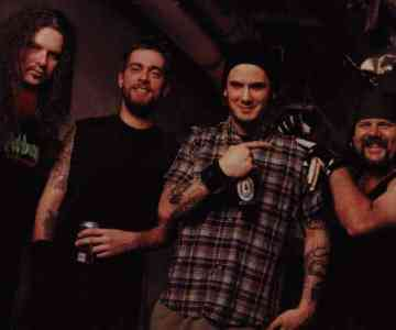 Pantera to reissue 'The Great Southern Trendkill' album; listen to early mix of 'Floods'…