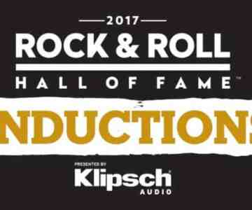 The 2017 Rock And Roll Hall Of Fame Nominees include Pearl Jam, Journey, Jane's Addiction…