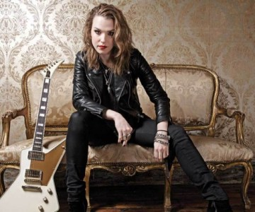 EXCLUSIVE AUDIO: HALESTORM frontwoman Lzzy Hale talks with Loaded Radio about a new covers EP, thrash metal and performing on-stage with LITA FORD