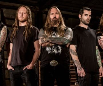 Devildriver premiere the official video for 'Trust No One'