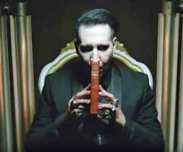 MARILYN MANSON releases 'Say10' clip featuring a beheaded Donald Trump