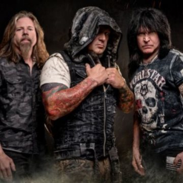LAMB OF GOD drummer Chris Adler joins Jim Gillette to reunite NITRO