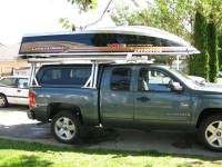 Homemade Boat Rack For Truck