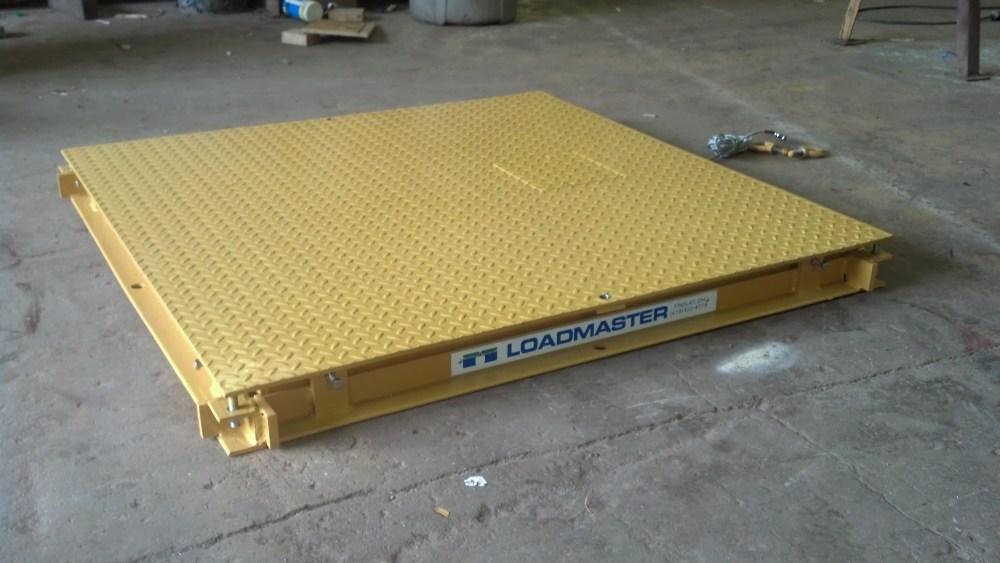 medium resolution of 40 000 lb low profile floor scale